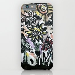Roots Print iPhone Case