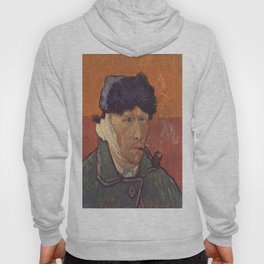 Vincent van Gogh's Self-Portrait 3 Hoody