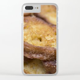 French toasts Clear iPhone Case