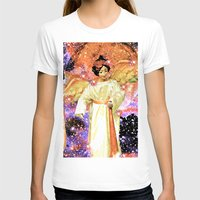 angels T-shirts featuring Angels by Saundra Myles