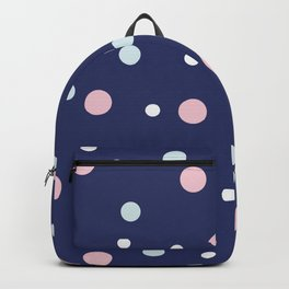 Classic Retro Dots 06 Backpack