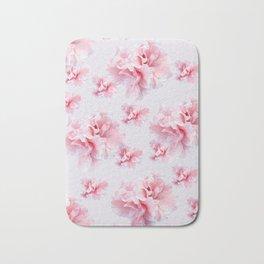 Pink Azalea Flower Dream #1 #floral #pattern #decor #art #society6 Bath Mat