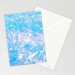Opalescent Snake Skin Stationery Cards
