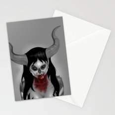 Draken Voodoo Priestess Stationery Cards