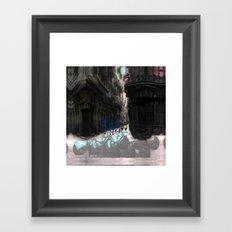 Avoid entrapment age miffs. Framed Art Print