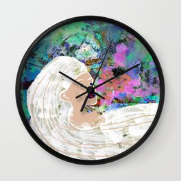 Princess Boheme Wall Clock
