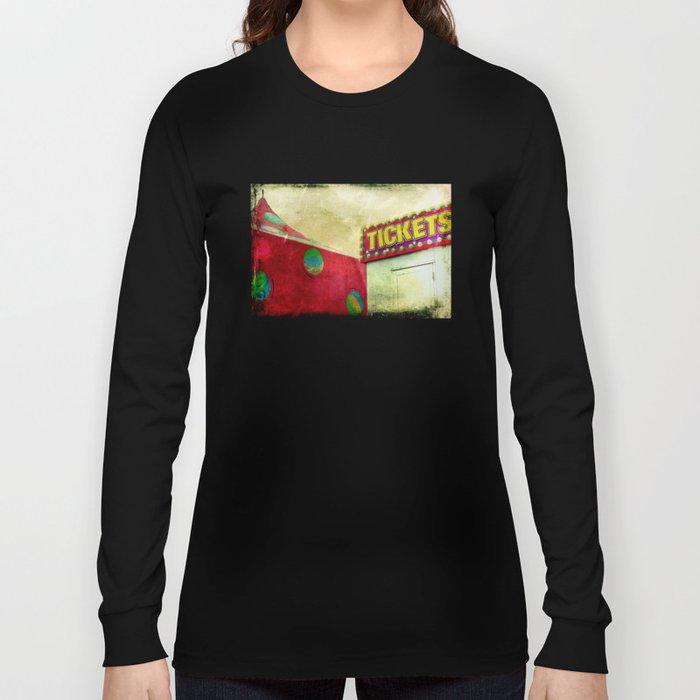 Tickets Long Sleeve T-shirt