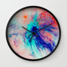 Radius Wall Clock