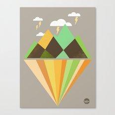 Void Dweller 2 Canvas Print