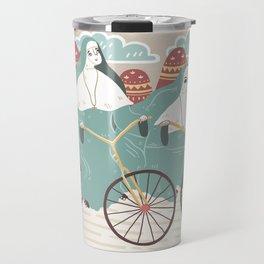 Bike nuns Travel Mug
