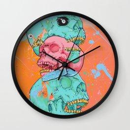 Factors Wall Clock
