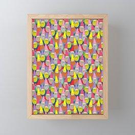 Mister Gnome Framed Mini Art Print