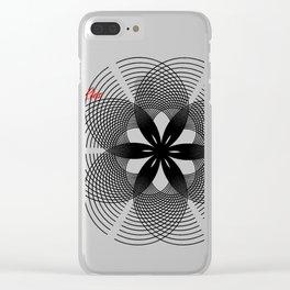 spiro Clear iPhone Case