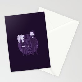 We're in this together Stationery Cards