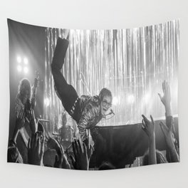Elton#John Print Canvas, I'm Still Standing Custom Canvas, Music Poster Canvas, Pianist Rolled Canva Wall Tapestry