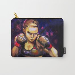 Arm Bar Queen Carry-All Pouch