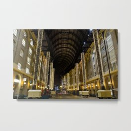 Hays Galleria Metal Print