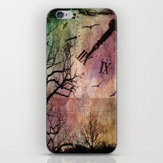 Precious Little Time iPhone & iPod Skin