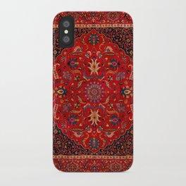 Antique Persian Rug iPhone Case