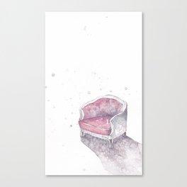 chair no. 5 Canvas Print