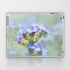 Dreamy Blues Laptop & iPad Skin