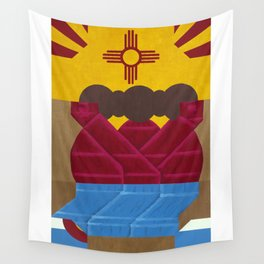 Primary Impressions Wall Tapestry