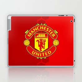 Manchester United Red Laptop & iPad Skin