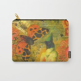 Garden Tiger Moth Carry-All Pouch