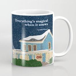Gilmore girls house Coffee Mug