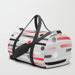 Speed of Life - Abstract Duffle Bag