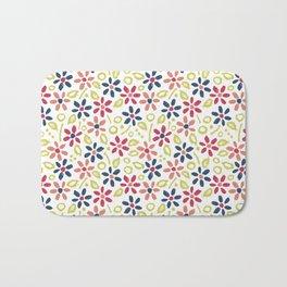 Matisse Floral Bath Mat