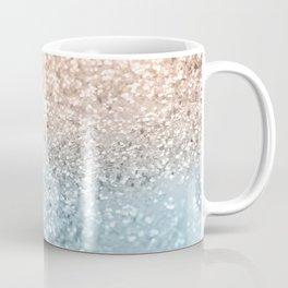 Blush Glitter Dream #2 #shiny #decor #art #society6 Coffee Mug