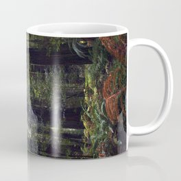 Sunrays in the Redwoods Coffee Mug