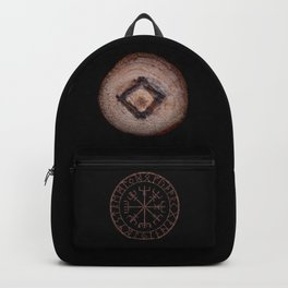 Ingwaz Elder Futhark Rune Male fertility, gestation, internal growth. Common virtues, common sense Backpack