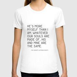 True Love Quote T-shirt