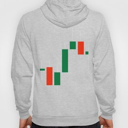 Day Trader Cryptocurrency Trading Candles   Product Hoody