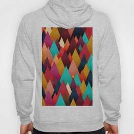 072 – deep into the autumn forest texture III Hoody