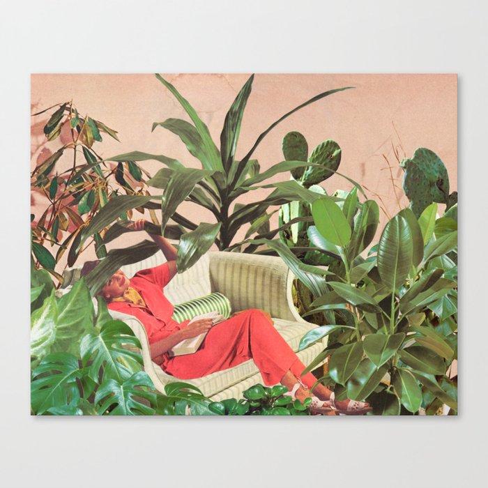 SECRET PLACE by Beth Hoeckel Leinwanddruck