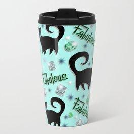Fabulous Felines Travel Mug