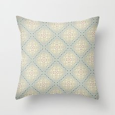 A Breach in Time Throw Pillow