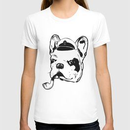Frenchie The Sailor T-shirt
