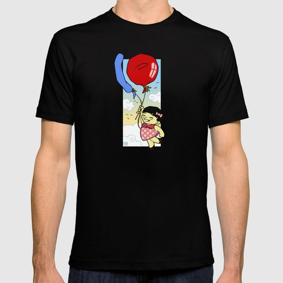Flying balloon T-shirt
