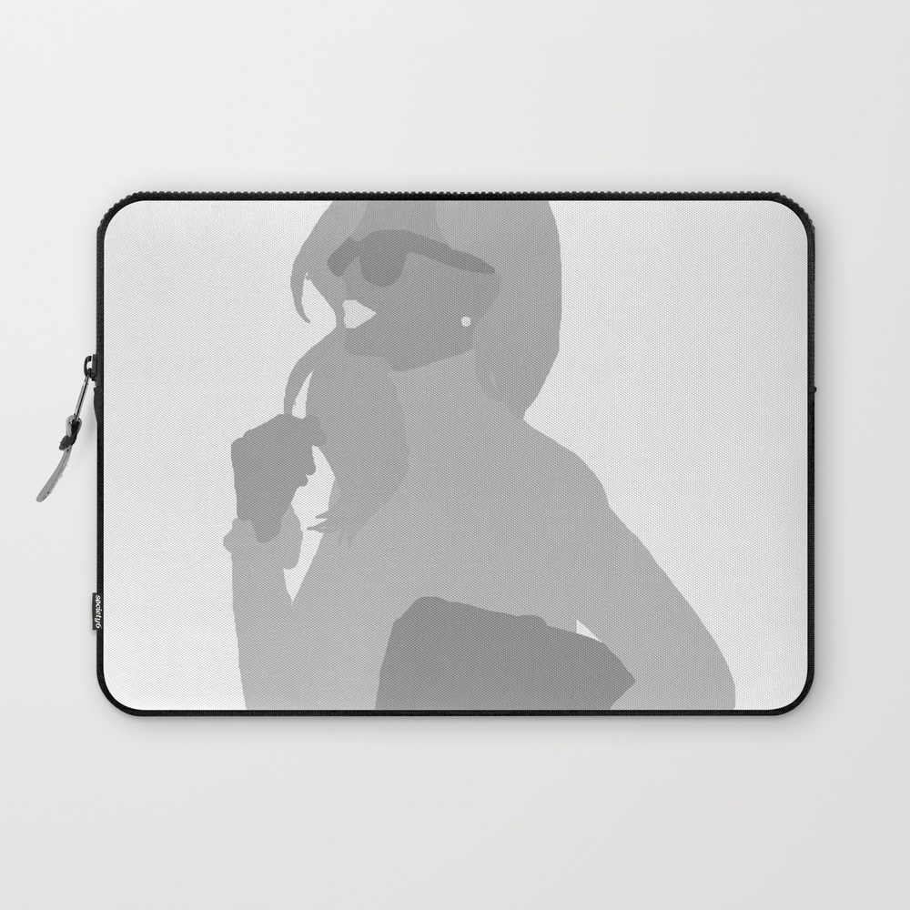 Woman Light - Fashion, Style, Sunglasses, Purse, Lips Laptop Sleeve by pavlova (LSV6800713) photo