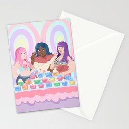 California Gurls Stationery Cards