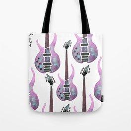 Guitar 2 Tote Bag