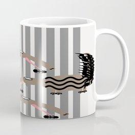 anteater and ants Coffee Mug
