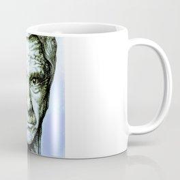 Leslie Nielsen fan art Coffee Mug