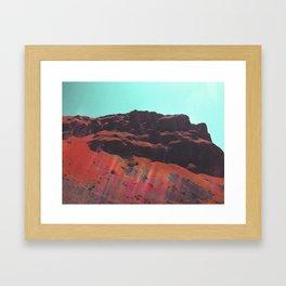 Rainbow Mountain - Brod, Kosovo Framed Art Print