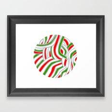 Holiday Ball Framed Art Print