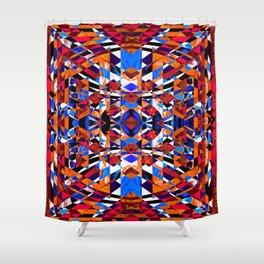 Sixteen Chapel Shower Curtain